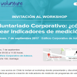 Voluntariado Corporativo: ¿cómo crear indicadores de medición?